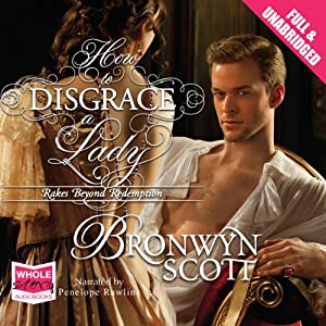 How to Disgrace a Lady Audiobook