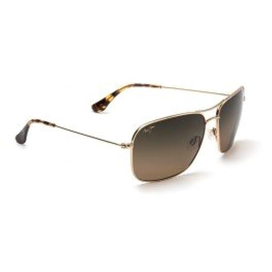 Maui Jim Breezeway Sonnenbrille Gold Gold 63mm wRQiGJ3