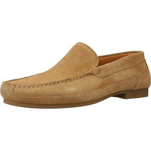 Mocasines para Hombre, Color Hueso, Marca SEBAGO, Modelo Mocasines para Hombre SEBAGO 160057S Hueso: Amazon.es: Zapatos y complementos