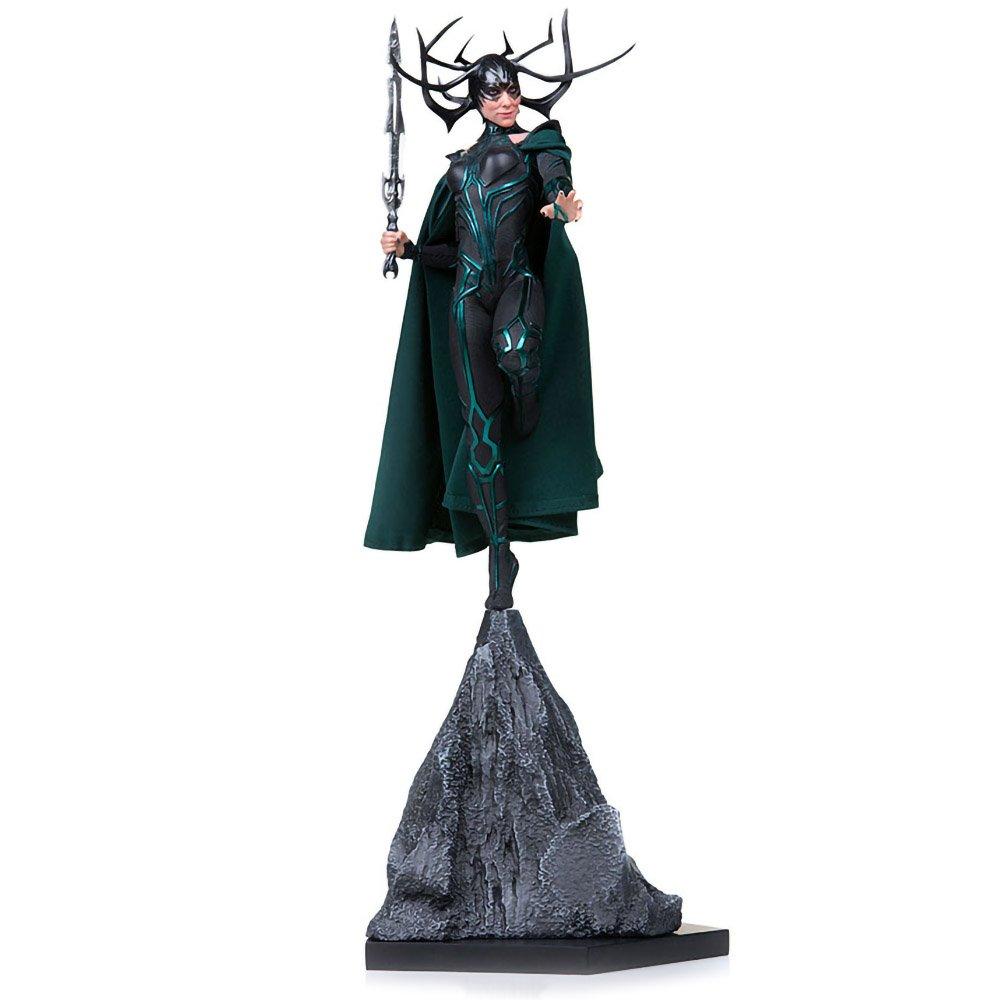 Iron Ore Health Figura Hela Thor Ragnarok, (Iron Studios Is300997)