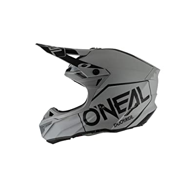 O'Neal 5 Series Unisex-Adult Off-Road Helmet (Gray, XS): Automotive