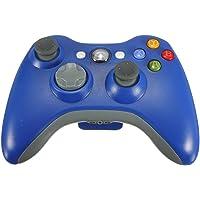 Althemax® Inalámbrico choque Joypad Juego Nuevo inalámbrico para Xbox 360 - azul