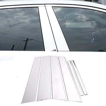 Marco de aleación de aluminio para decoración exterior de ventana, accesorios para poste de pilar
