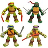 Tortugas Ninja Maletin 30 Piezas, Estuche Neceser: Amazon.es ...