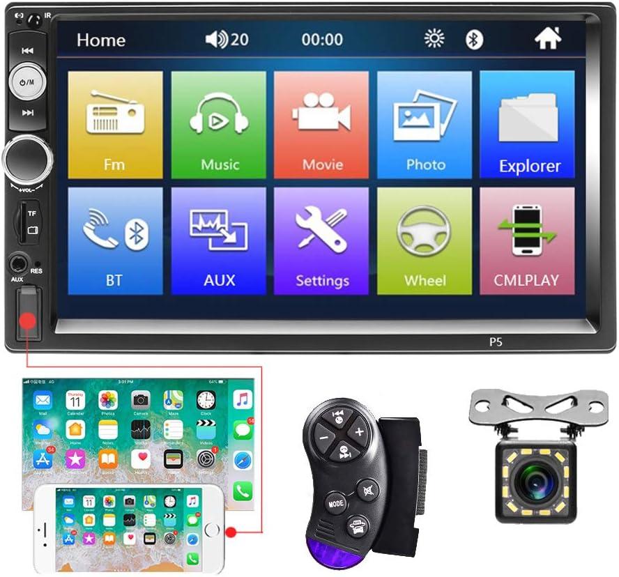 Bluetooth Car Radio 2 Din 7 Inch Touch Screen Elektronik