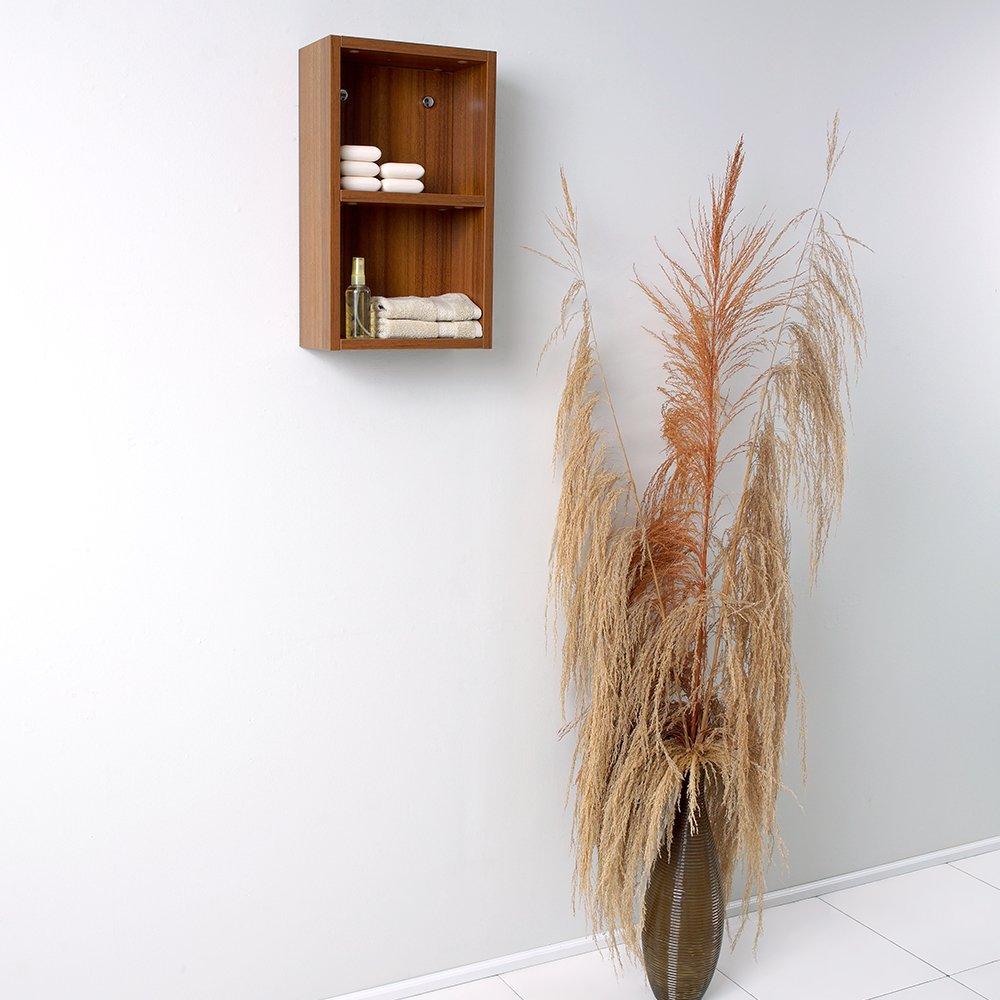 Amazon.com: Fresca Bath FST8092TK Bathroom Linen Side Cabinet with 2 ...