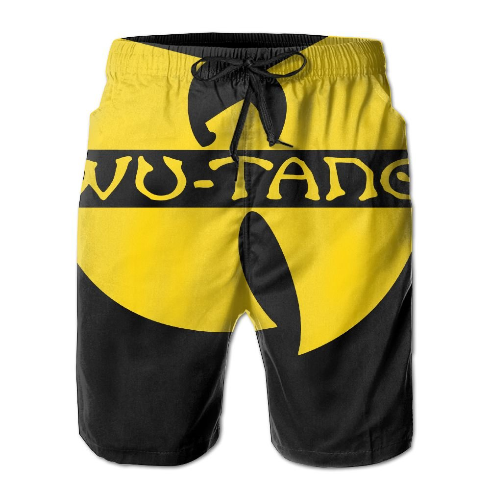 Mike Tanner WuTang Summer Quick-Drying Swim Trunks Beach Shorts Board Shorts