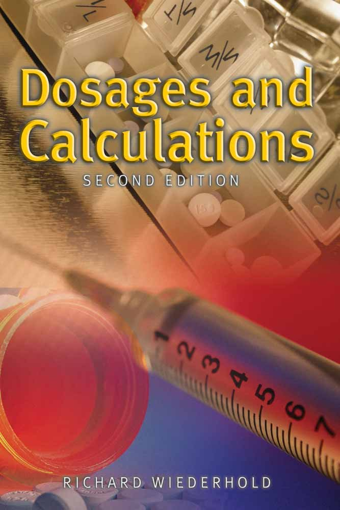Dosages and Calculations pdf epub
