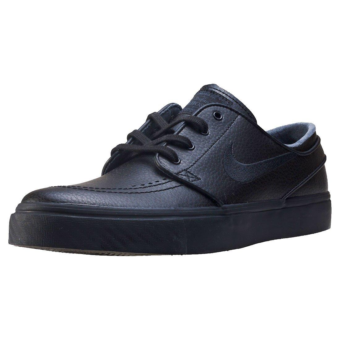 Nike Herren Zoom Stefan Janoski L Skaterschuhe, Varios  38.5 EU|Black (Schwarz / Schwarz-schwarz-anthrazit)