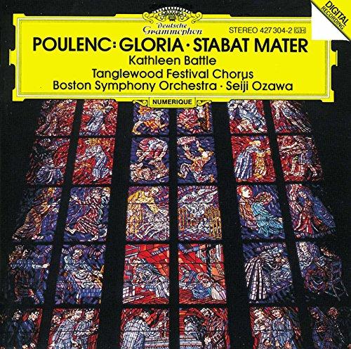 Poulenc: Gloria / Stabat Mater (Gloria Cd Single)