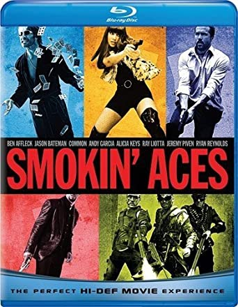 Amazon Smokin Aces Blu Ray Ryan Reynolds Ray Liotta Wayne