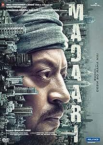 Madaari Hindi DVD Stg: Irrfan Khan, Vishesh Bansal, Jimmy Shergill, Tushar Dalvi
