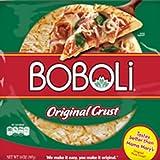 Boboli, Original Pizza Crust, 14oz Package (Pack of 3)