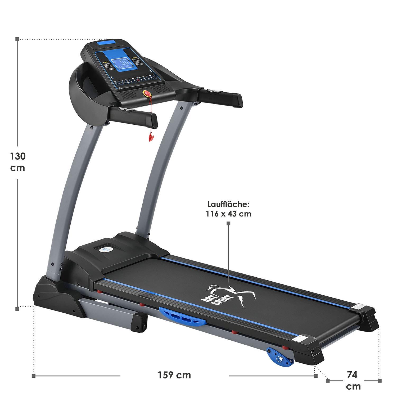 Cinta de Correr Speed Runner 3500 (Semi Professional) | eléctrica ...