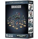 Games Workshop Start Collecting! Drukhari Warhammer 40,000