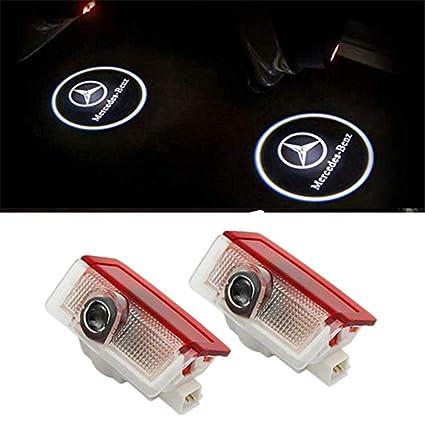 LIKECAR Luz de Bienvenida del proyector de la luz de proyector de ...