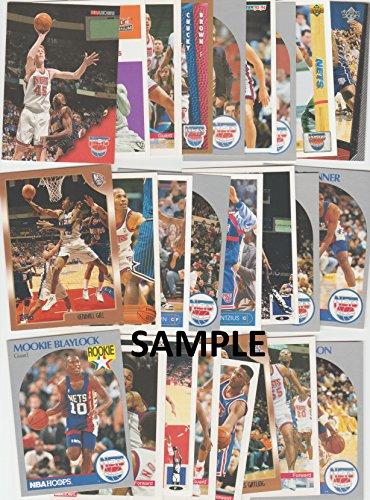 Lot of (25) Brooklyn / New Jersey Nets Basketball Cards - Fan Favorites, Stars, Rookies & More!