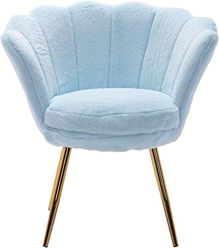 Kmax Fur Accent Chair