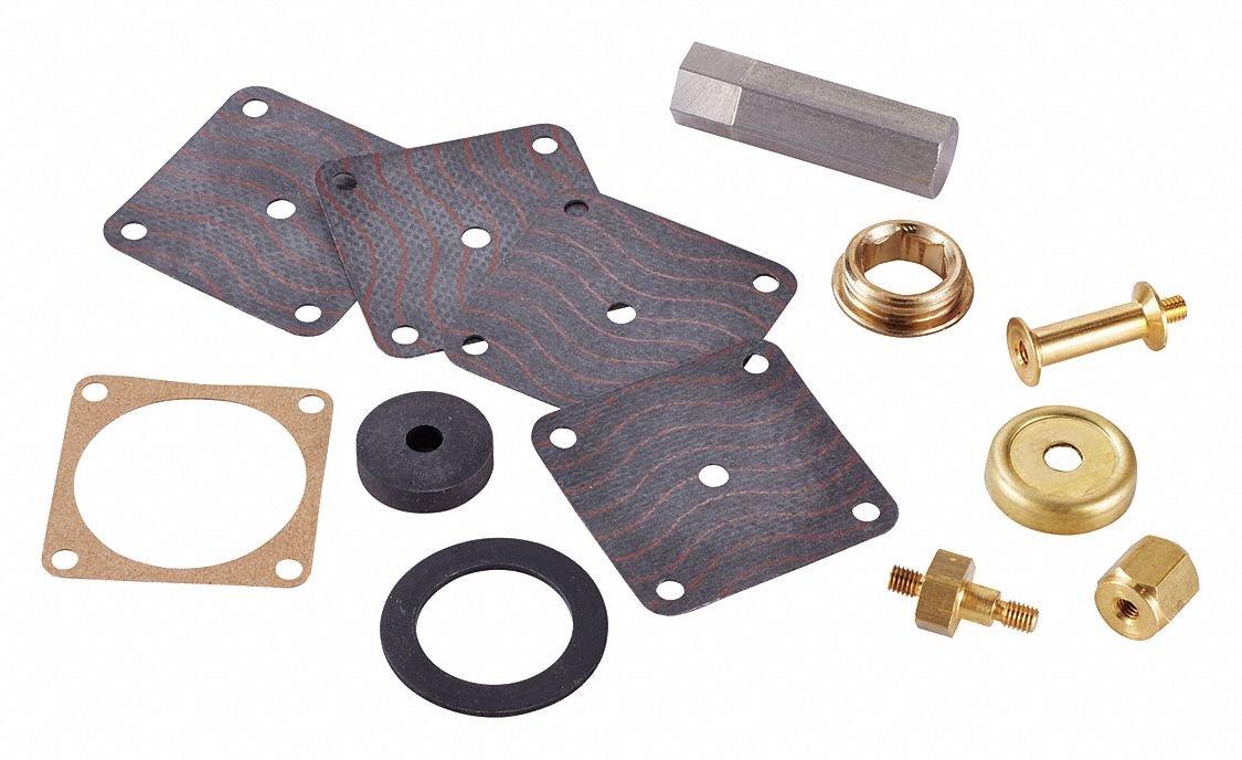 Johnson Controls STT16A-601R Penn STT Water Valve Renewal Commercial Kit for Series V46A, V46N, V47A, V47N 3/4'' Valves