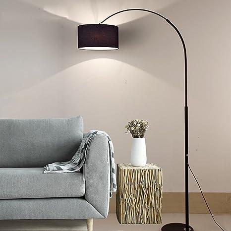 AMOS Lampade da terra Soggiorno Studio lampade da pesca Lampade da ...