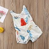 Newborn Baby Girls Ethnic Style Sleeveless Tassels