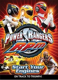 Amazon.com: Power Rangers RPM, Vol. 2: Race for Corinth ...