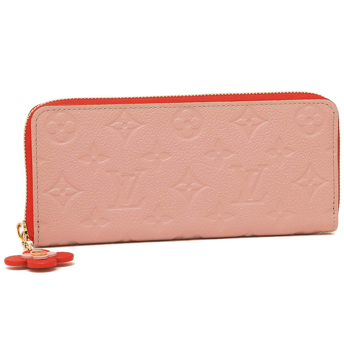[ルイヴィトン]長財布 レディース LOUIS VUITTON M64161 ピンク [並行輸入品] B07R1TT2FK