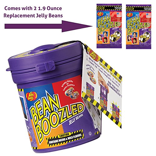 Jelly Belly Bean Boozled Dispenser With Refills