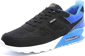 GJRRX Zapatillas Deporte Hombre Zapatos para Correr Athletic ...