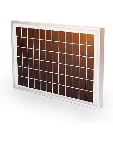 Mono Panel Solar de 5W 12V para Autocaravana, Caravana, Barco por Betop-camp