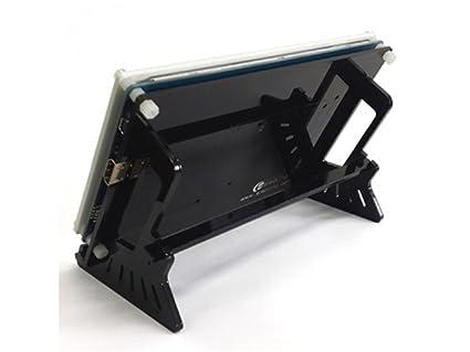 7.0 inch pantalla táctil Touch con USB HDMI para Raspberry Pi/7 Inch Protector de pantalla 400 * 800 Resolución, el efecto Visual es mejor, la pantalla es más clara, USB fuente de