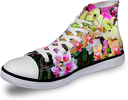Frestree Casual Sneakers for Women Flat Style Shoes