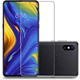 Xiaomi MI Mix 3 Screen Protector,Laerion[2 Pack] Tempered Glass Screen Protector with 9H Anti Scratch Transparent HD…