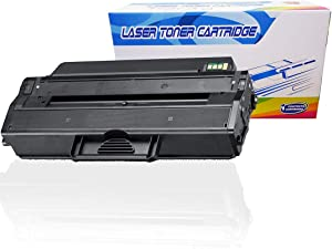 Inktoneram Compatible Toner Cartridge Replacement for Dell B1260dn B1265dnf 331-7328 (Black)
