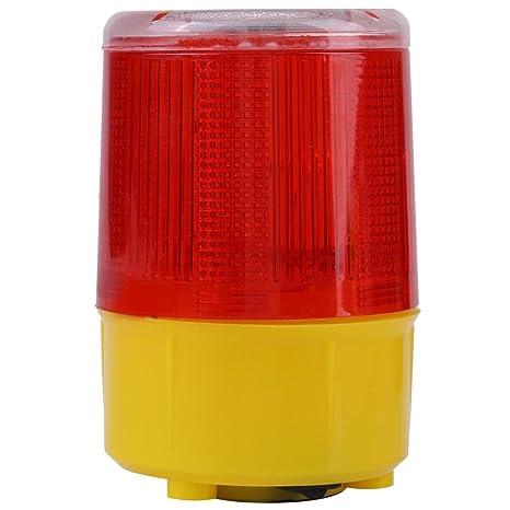 lámpara de alarma Luz Flash de emergencia LED Solar, Luz ...