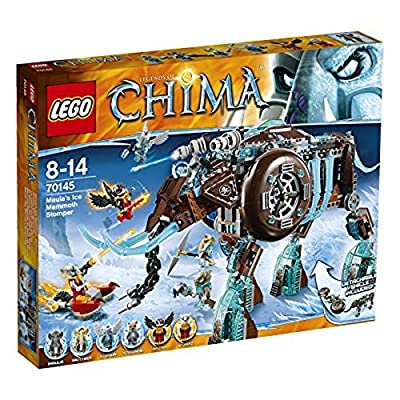 LEGO Legends Chima Maulas Ice Mammoth Stomper (70145) by LEGO: Toys & Games