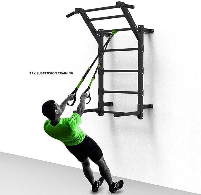 ATLT Barras Pull-Up Rack de rehabilitación Barras de gimnasio ...