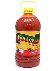 Botanera Salsa Amarilla Galon De 4100 Gr, Picante, 4100 gramos