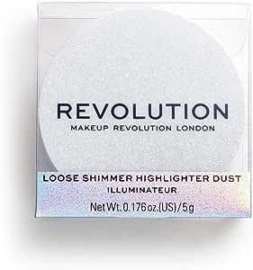 Revolution Precious Stone Loose Highlighter Iced Diamond