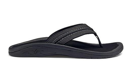 Hokua Sandal - Men's (9 D(M) US/42 EUR Onyx)