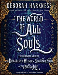 "A fully illustrated guide to Deborah Harkness's #1 New York Times bestselling All Souls trilogy—""an irresistible . . . wonderfully imaginative grown-up fantasy"" (People). Look for the hit TV series ""A Discovery of Witches"" airing Sundays on A..."