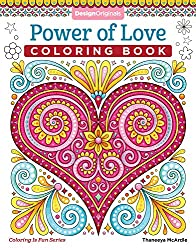 Power of Love Coloring Book (Coloring Is Fun)