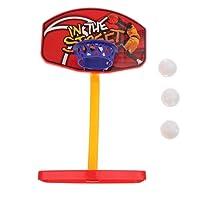 FLAMEER Jouet Interactifs de Oiseau Perroquet Jeu Ball à Mâcher pour Hamster Lapin Oiseau Perroquet Chien Chat - Ball en Plastique, comme décrit