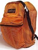 Transworld Mesh Backpack – Orange, Bags Central