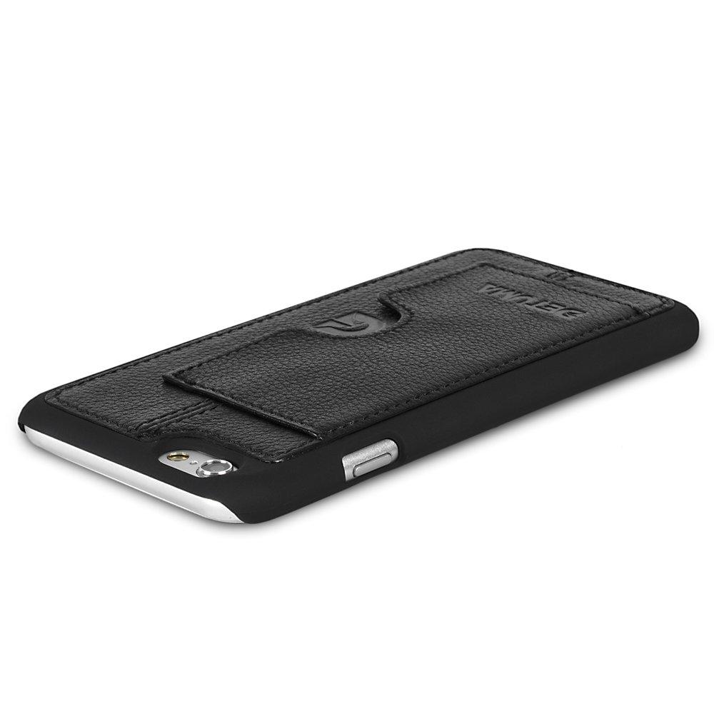 Detuma Iphone 6s Plus 6 Plus Case Leder Hülle Amazon De