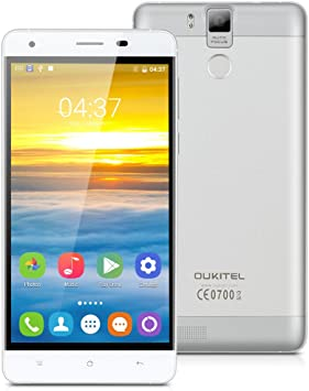Oukitel K6000 Pro - Smartphone Móvil Libre Android 6.0 (Pantalla ...