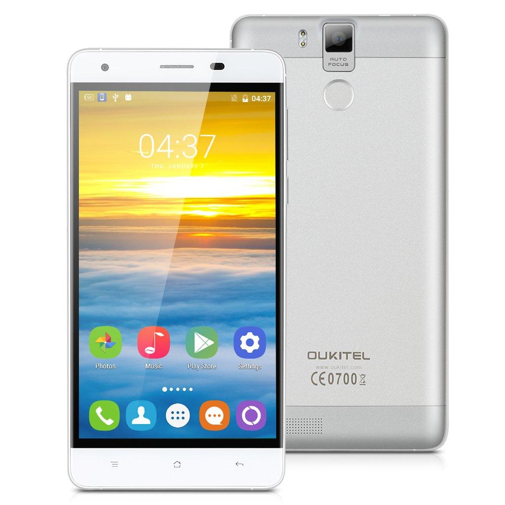 Oukitel K6000 Pro - Smartphone móvil libre Android 6.0 (Pantalla 5.5
