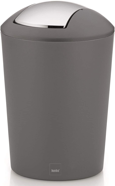 Kela Toilet Brush Set Marta Collection Black 22274