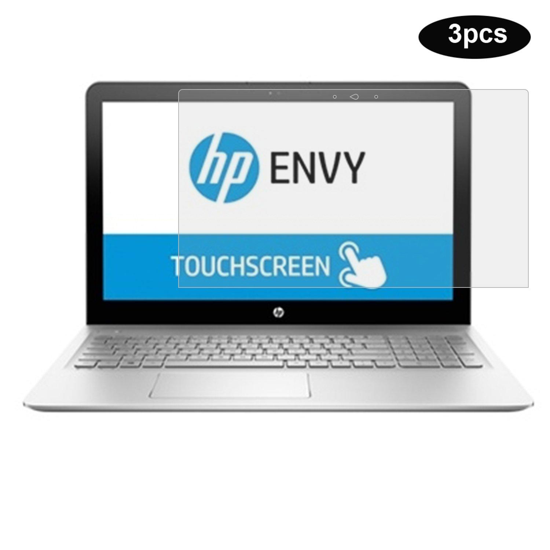 Pmallcity - Protector de Pantalla para Portátil HP Envy DE 15 Pulgadas, Ordenador Portátil, HD Transparente, Pantalla LCD, Protector de Pantalla para HP ...
