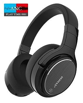 Casque Bluetooth, Casque Reduction de Bruit